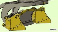 Jonquet volets latéraux orientables Cat 120M