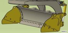 Jonquet volets lateraux relevables hydrauliques 120M