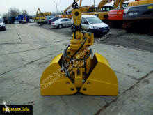 Liebherr sorting grapple