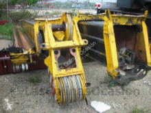Liebherr PLUMA LTM 1050 machinery equipment