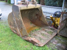 Liebherr ditch cleaning bucket