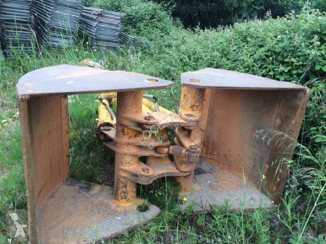 Voir les photos Équipements TP Liebherr Benne preneuse hydraulique