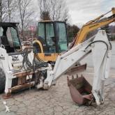 Bobcat Anbaubagger, Excavator