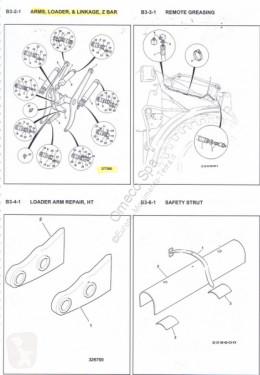 flecha/balanceiro usada