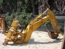 braço de escavação usado