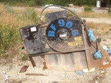 MBI tiltable ditch cleaning bucket
