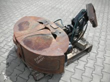 Schaeff Zweischalengreifer SB: 400mm mit Zähnen für MS03