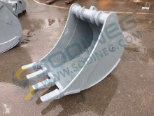 Morin earthmoving bucket