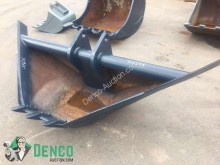 Case tiltable ditch cleaning bucket