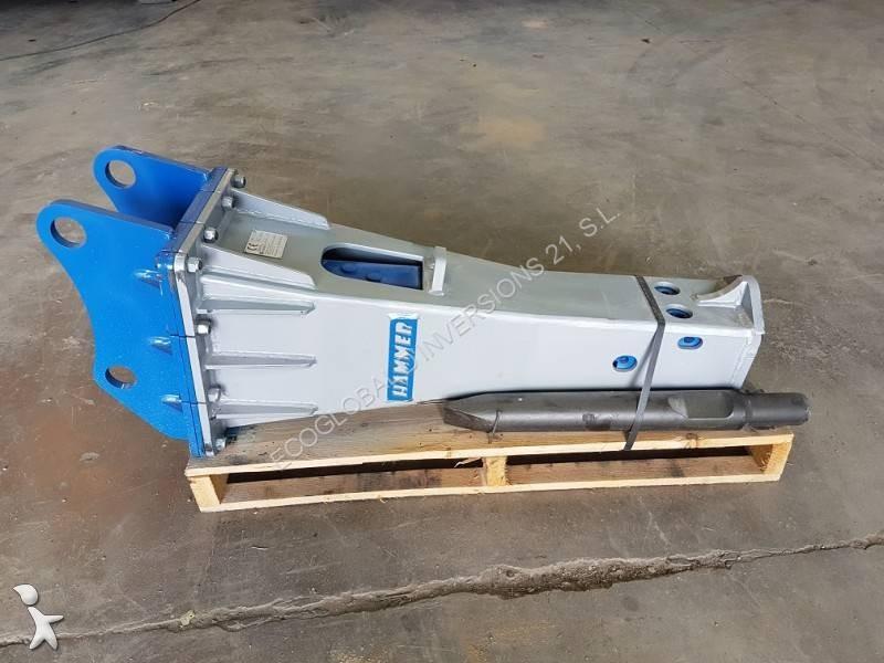 Voir les photos Équipements TP Hammer XL300