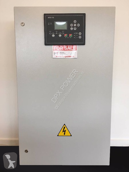 N/a Panel 800A - Max 550 kVA - DPX-27509 machinery equipment