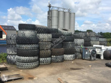 n/a Used Tyres Package 38 pcs - DPX-10906 machinery equipment