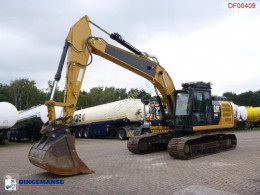 Caterpillar CAT 324EL hydraulic excavator machinery equipment