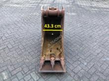 ACB Graafmachinebak, Bucket 43.3 cm