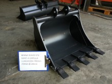 2M earthmoving bucket