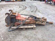 Rammer concrete equipment
