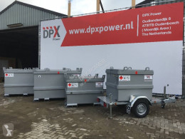 n/a New Diesel Fuel Tank 1.600 Liter - DPX-31022B machinery equipment