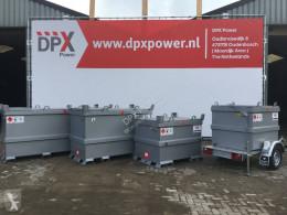 aanbouwstukken voor bouwmachines onbekend New Diesel Fuel Tank 2.400 Liter - DPX-31023B