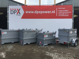 équipements TP nc New Diesel Fuel Tank 2.400 Liter - DPX-31023B