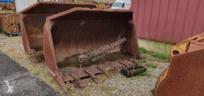 used loader bucket