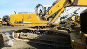 Liebherr R924B machinery equipment