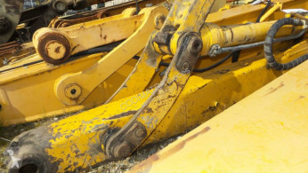 Komatsu PC75 machinery equipment