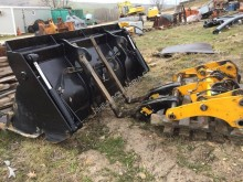 JCB hitch and couplers