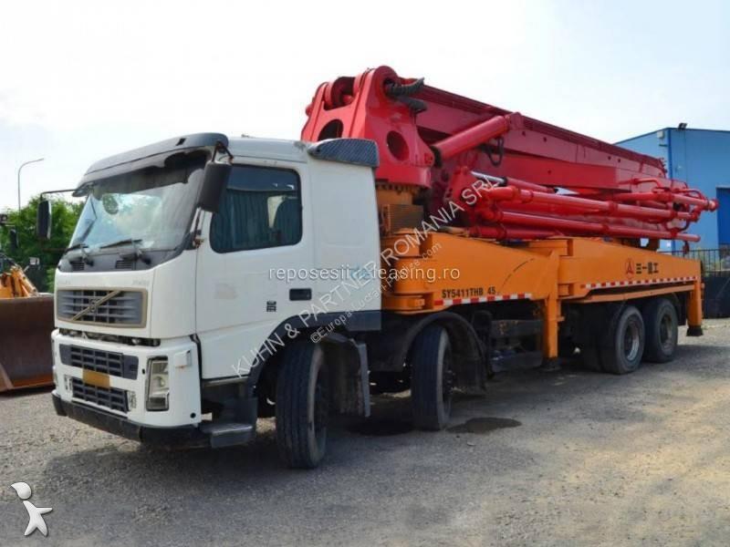 Echipamente pentru construcţii Volvo FM 12 / Concrete pump