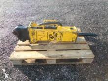 Arrowhead hydraulic hammer