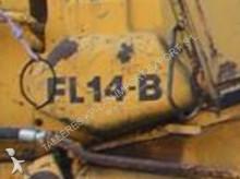 equipamientos maquinaria OP Fiat Différentiel (PIEZAS / DESGUACE) pour chargeur sur pneus FL14B pour pièces de rechange