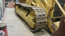 équipements TP Caterpillar Chenille caoutchouc TREN DE RODAJE pour bulldozer D6C/D