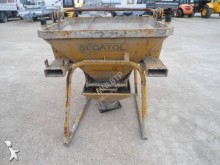 Secatol concrete equipment