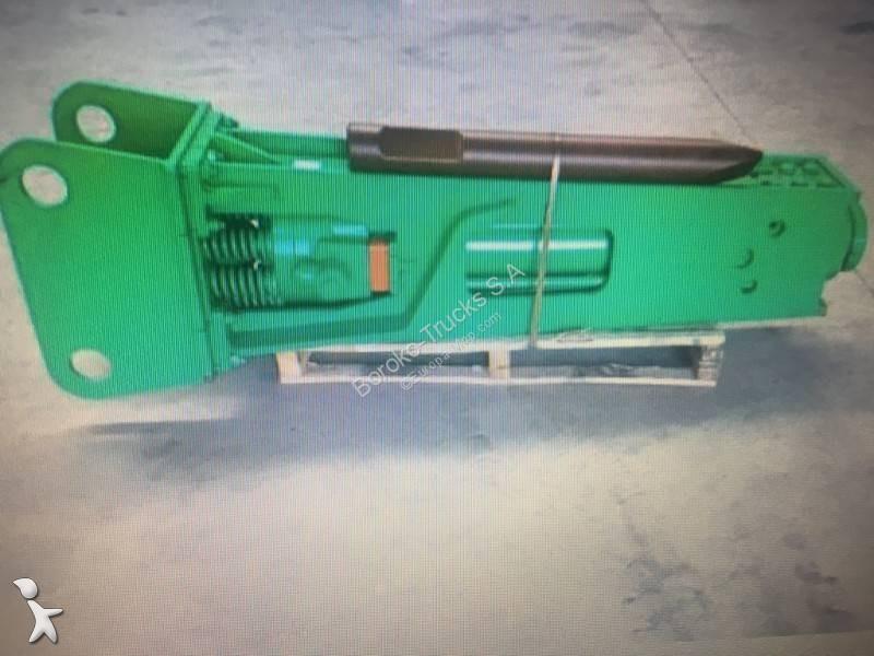 Voir les photos Équipements TP Hammer BRH125 Hydraulic breaker