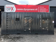 attrezzature per macchine movimento terra nc New Silent Genset Container - DPX-1