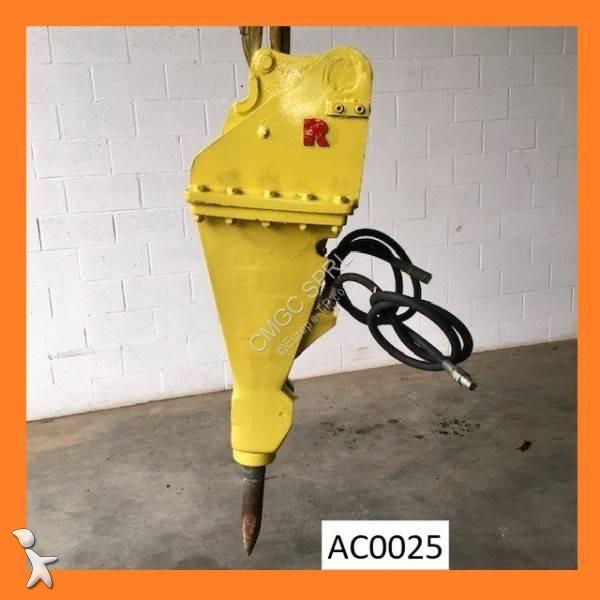 Équipements TP Atlas Copco