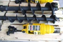 JCB drill pipe