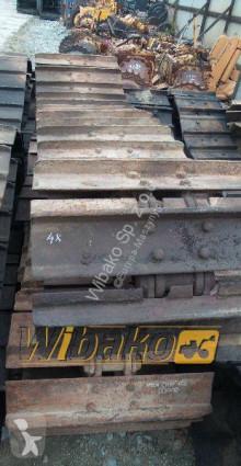 aanbouwstukken voor bouwmachines Case Tracks Case 1550