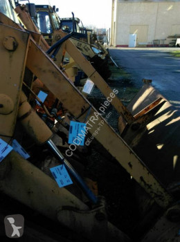 Case 580G Baumaschinen-Ausrüstungen