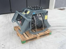 new crushing/sieving equipment