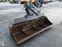 Liebherr tiltable ditch cleaning bucket