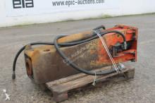 hydraulische hamer Rammer