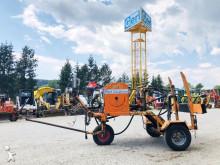 echipamente pentru construcţii Hatz Strassmayr AF4-HY