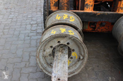equipamientos maquinaria OP Volvo 2x Rims Felgen L 30 B
