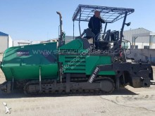equipamiento obras de carretera Vogele