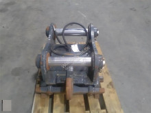 Verachtert hitch and couplers