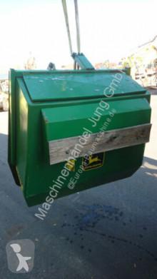 John Deere Baumaschinen-Ausrüstungen