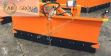 n/a INTER-TECH Hydraulischer Pflug 2.2 m/Hydraulic snow plough /Gidr neuf