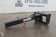 aanbouwstukken voor bouwmachines Manitou Jip