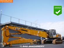 Liebherr R954C V-HDW UHD Demolition - 28 meter UHD - engine rebuild (invoice)