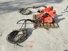 Wimmer Attache rapide A-Lock / Oil Matic pour excavateur
